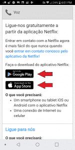 Instalando aplicativos para Netflix